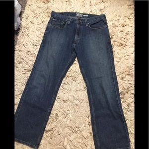 Levi Strauss blue jeans 34
